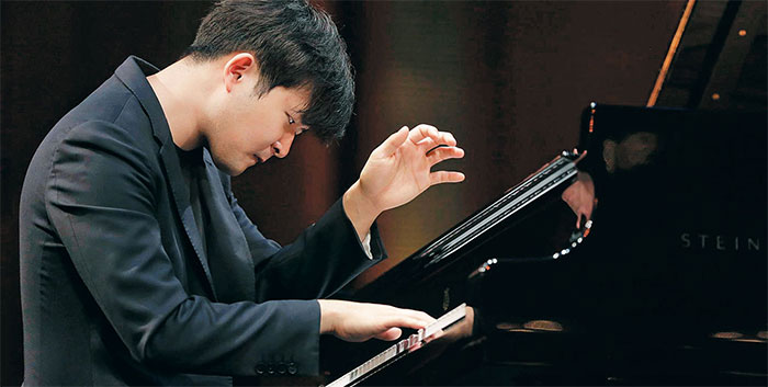 South Korean Pianist Wins the Van Cliburn Competition