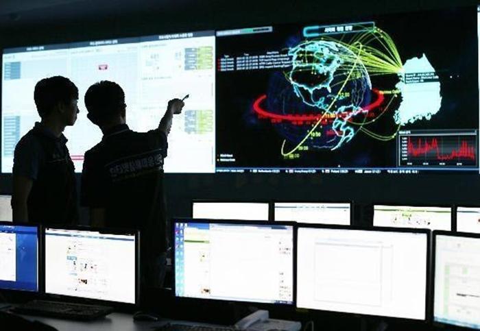 US blames North Korea for series of cyberattacks