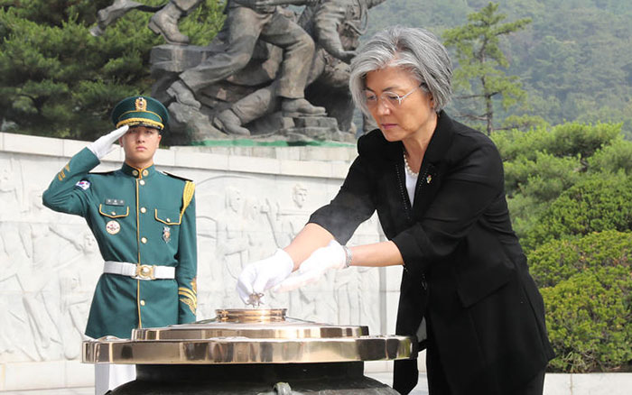 South Korea's Moon issues strongest comments to date on 'comfort women' deal
