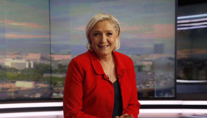 French Far-right's Le Pen Faces Funding Scandal Probe