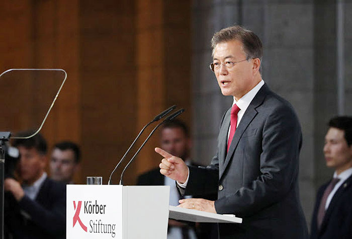 China Welcomes South Korea's Push for Talks With North Amid Nuclear Crisis