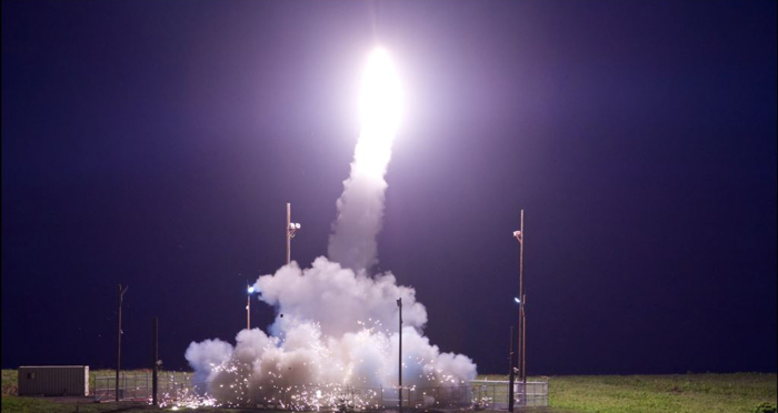Missile test could be next weekend