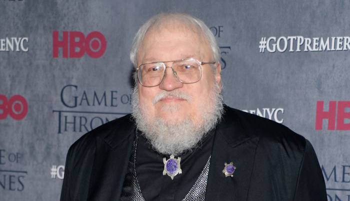 George RR Martin may publish 2 books in 2018-'who knows'