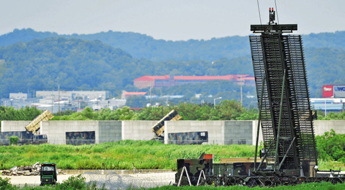US, South Korea respond to North with 'training event' barrage of missiles