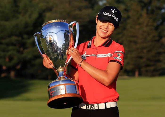 A look at Brooke Henderson ahead of the CP Women's Open