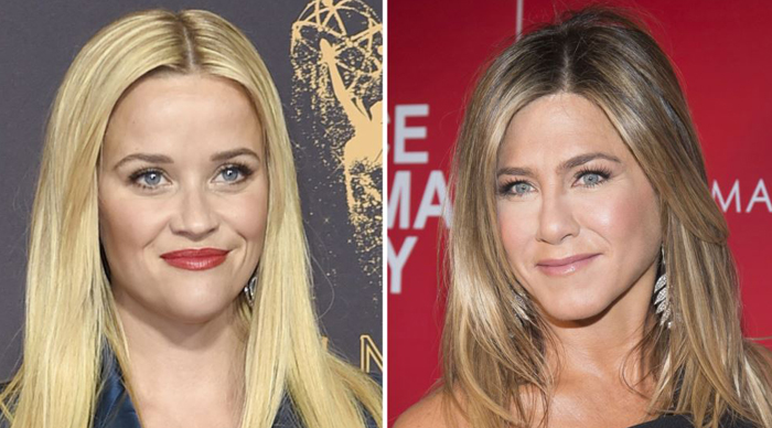 Jennifer Aniston-Reese Witherspoon TV drama ordered