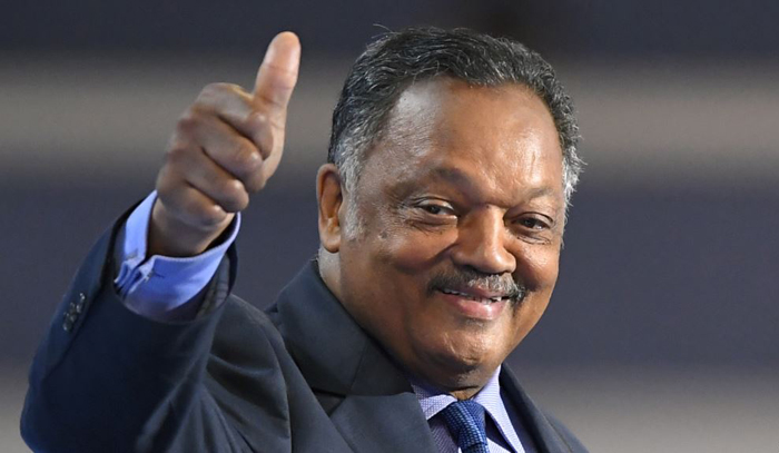 Rev. Jesse Jackson Sr. Diagnosed With Parkinson's