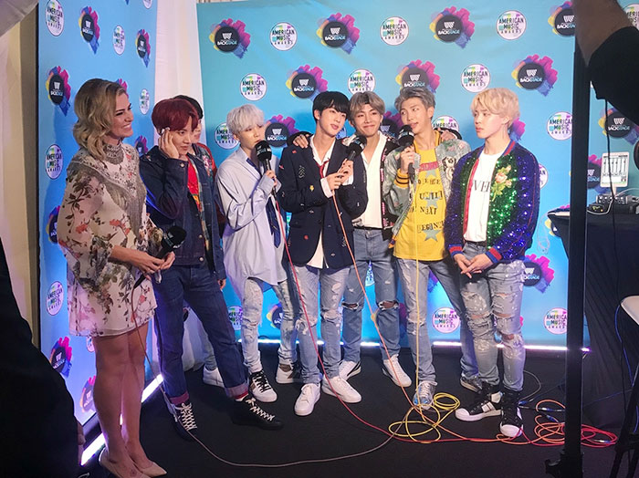 BTS certified by Guinness as most retweeted band