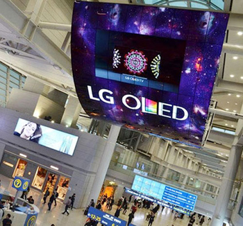 LG Loses Top Spot in Large Display Panel to Chinese ...