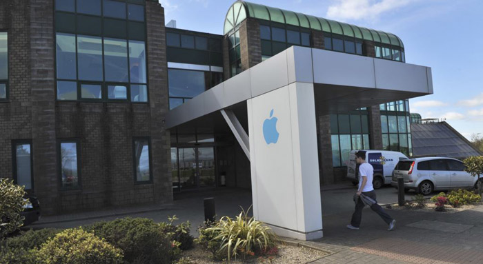 Ireland starts collecting back-tax from Apple