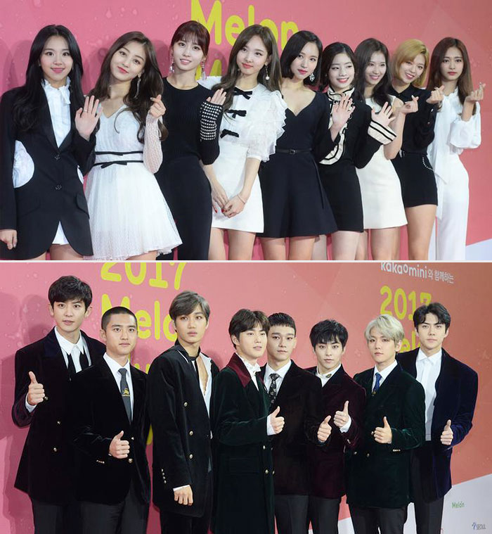 TWICE, EXO Sweep Japan's Best-Selling K-Pop Albums Chart