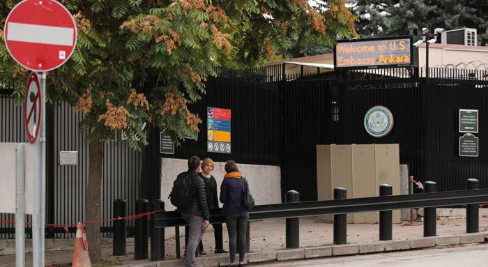 U.S.  says believes in visa crisis settlement between Ankara, Washington
