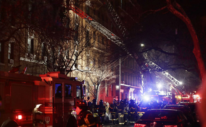 At least six dead in Bronx fire