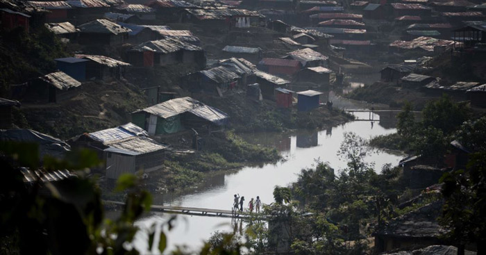 Myanmar's army admits killing Rohingya Muslims