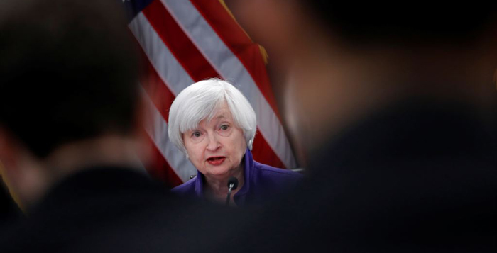 Yellen to join Brookings Institution after leaving Fed