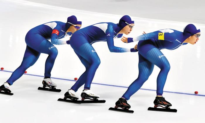 February  22 Olympic recap: United States  men's curling upset, women's figure skating finals