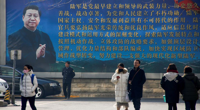 China censors social media responses to proposal to abolish presidential terms