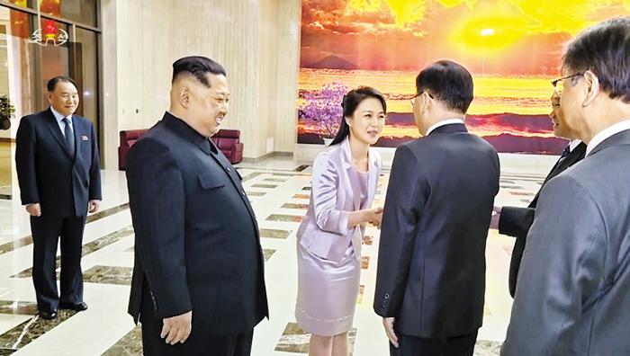 Лидеры Северной и Южной Кореи встретятся в следующем месяце
