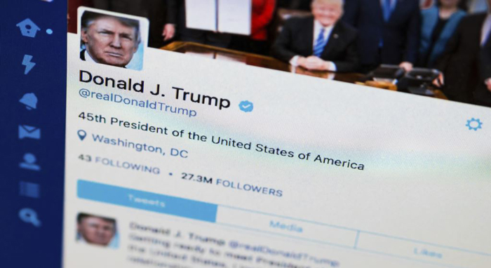 Judge Urges Trump To Mute, Not Block, Twitter Critics