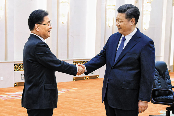 Seoul envoy thanks China for role in N. Korea nuclear talks