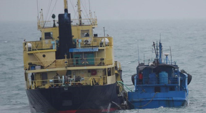 United Nations  blacklists shipping firms over aide in North Korean maritime smuggling