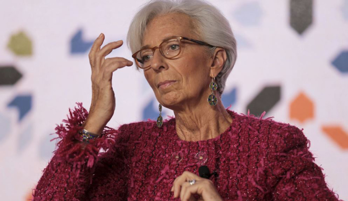Lagarde Warns China to Avoid Waste in Giant Infrastructure Plan