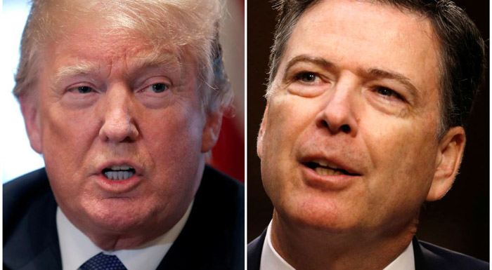Comey says Trump 'morally unfit' in ABC interview