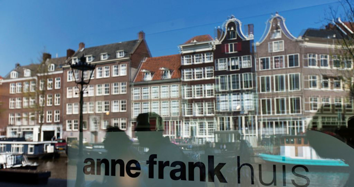 Dutch Museums Publish 2 Hidden Pages from Anne Frank's Diary