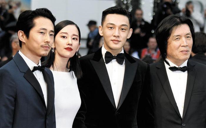 Award-winning Director's Latest Film Screened at Cannes Film