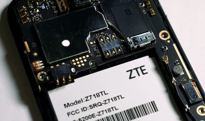 Trump administration reaches deal to keep ZTE in business
