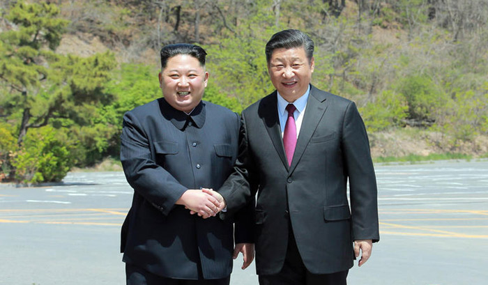 Seoul welcomes Kim-Xi meeting, experts sound caution