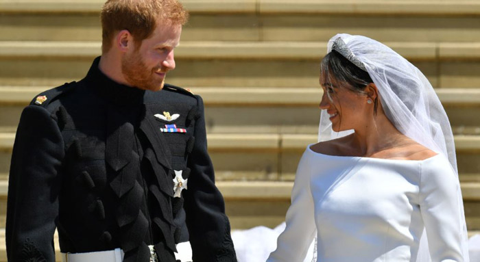 Prince Harry and Meghan arrive in Sydney before 16-day tour