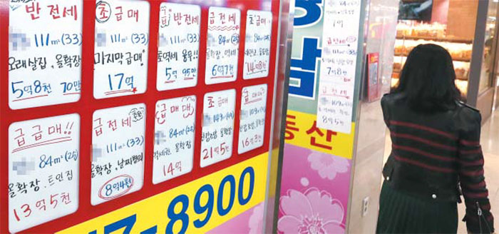 Apartment Price Surge In Seoul Comes To A Halt