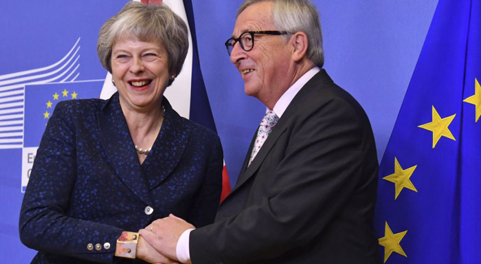 EU endorses Brexit divorce deal but hard work lies ahead