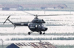 Fighter Jets Scrambled as N Korean Choppers Buzz Border - The Chosun