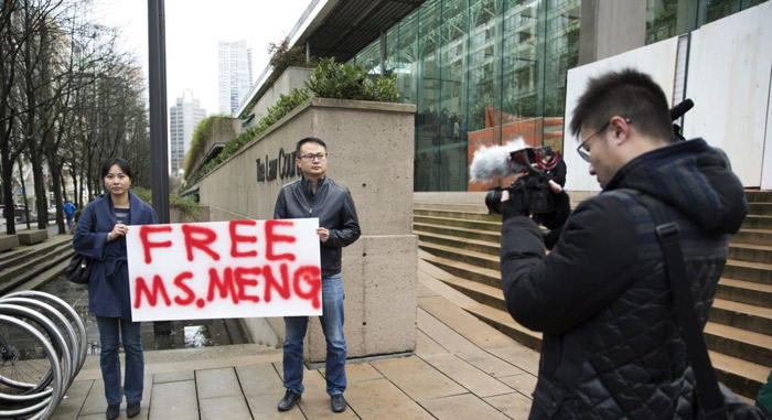 China says it suspects ex-Canadian diplomat of 'harming national security'