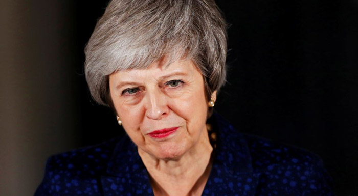 Theresa May will not lead Conservatives into next general election