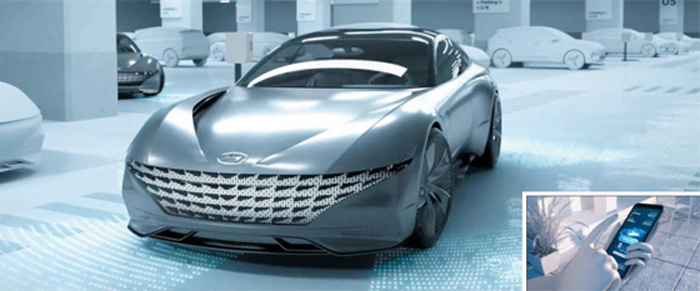 Hyundai Unveils Automatic Valet Parking For Electric Cars The