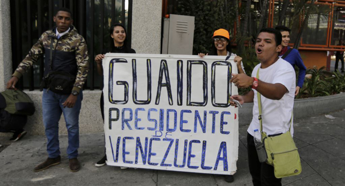 How Venezuela's political crisis developed