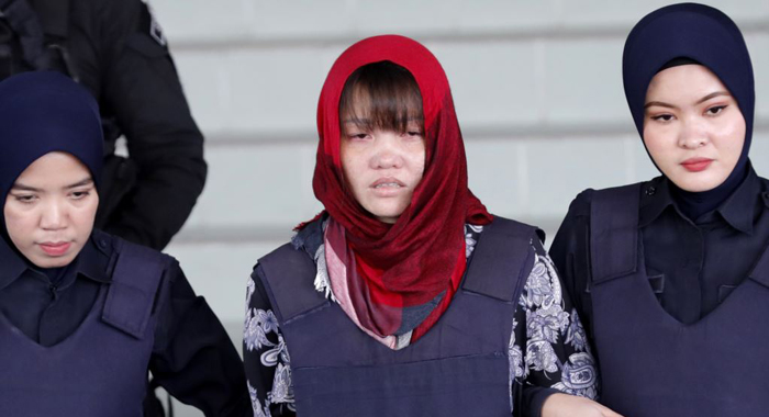 Malaysia: Vietnamese Woman to Stand Trial in Kim Jong-nam Killing