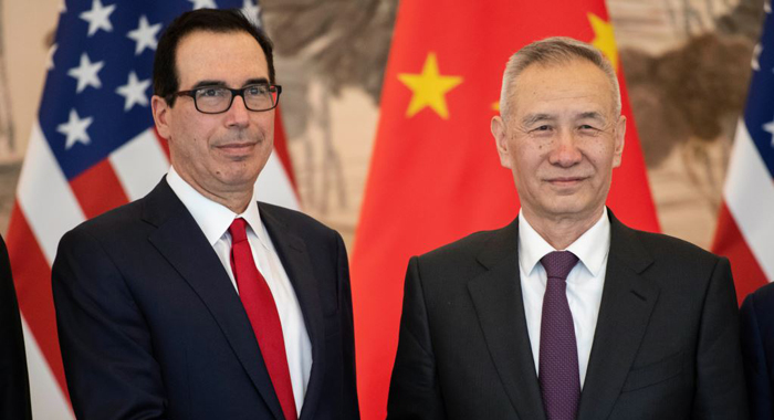 China Touts Progress With US as Both Focus on a Final Deal