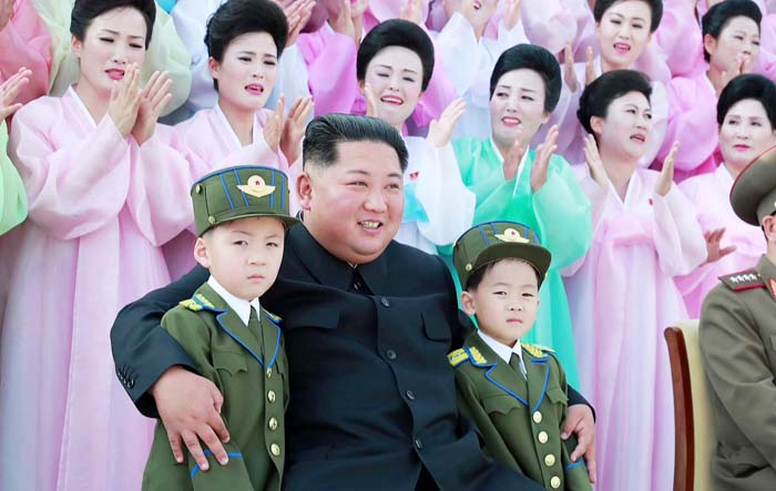 'Purged' North Korean makes a comeback