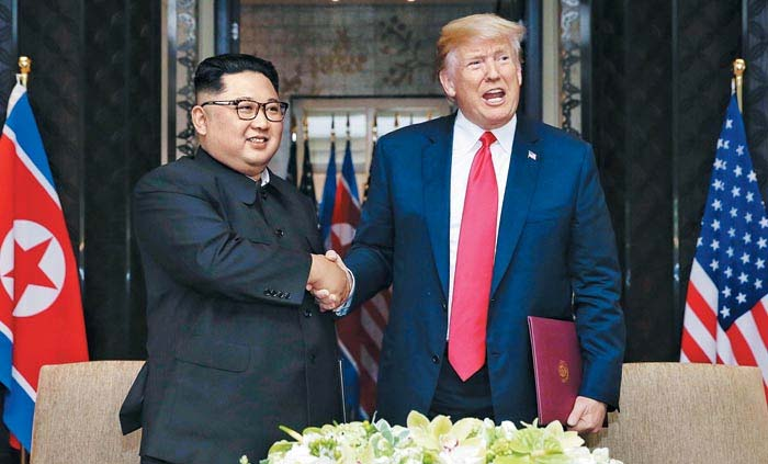 Zero Progress in Denuclearization 1 Year After N.Korea-U.S. Summit
