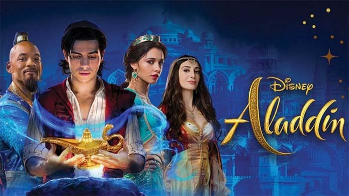 Aladdin' on Track to Join Top 10 Foreign Films Ever in Korea