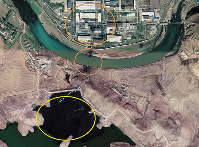 Waste from N.Korean Uranium Factories 'Could Seep into Sea'