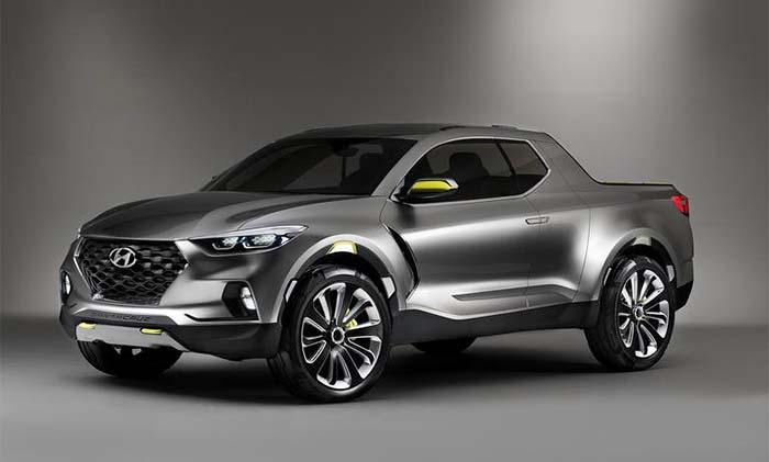 Hyundai будет выпускать пикапы на своем заводе в США