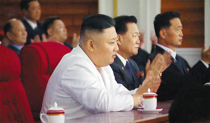 Aides 'Begged Kim Jong-un to Lose Weight' thumbnail