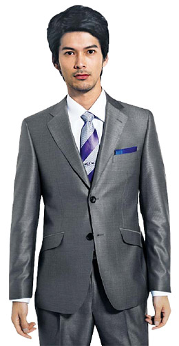 It's Back into Suits for Young Men - The Chosun Ilbo ...