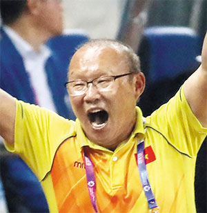 Documentary Made About Vietnam National Team Coach Park Hang-seo – The Chosun Ilbo (English Edition): Daily News from Korea